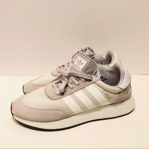 Adidas I-5923 Shoe Grey/White Iniki boost Men Orig
